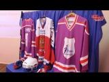 Чемпион СССР по хоккею встретился с воспитанниками