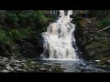 24. Водопад -Белые мосты- на реке Кулисмайоки