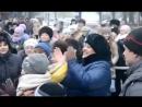 Суходольск, ЛНР Казаки в Берлине и Распрягайте, хлопцы, коней - песенный флешмоб