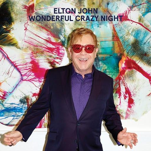 Elton John альбом Wonderful Crazy Night