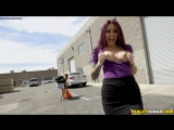 Isis Love, Monique Alexander (Grocery Store Adventures)2017, Big Tits Worship, Dildo, Toys, Strap on Sex, Lesbian, HD 1080p