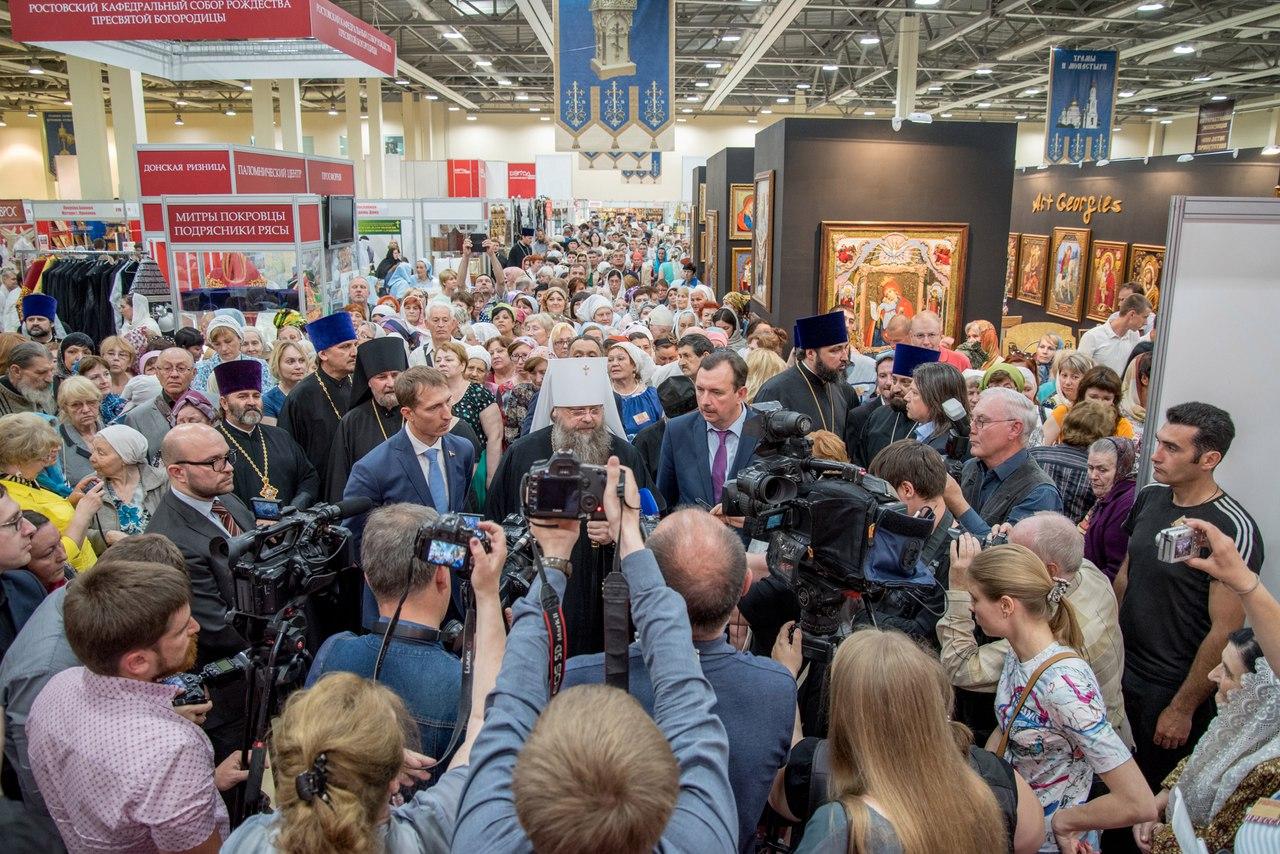 Фестиваль колокольного звона откроет крупнейшую на Юге России православную выставку