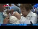 В Приморье из перинатального центра (Роддом) выписали домой маму и пятерых близнецов.