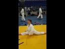 Моя юная гимнастка айкидока ❤