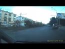 ЖЕСТКАЯ Авария город Барнаул _ ул. Аносова - пр. Ленина