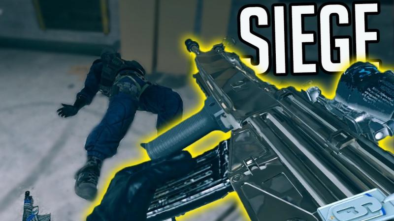 Tom Clancy's Rainbow Six: Siege PS4 random moment's