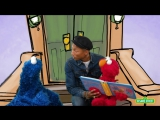 Sesame Street- B is for Book (with Pharrell Williams)