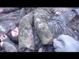 18+ Логвиново Рабовладельцы из ВСУ в АТО атаковали ополченцев Дебальцево котел (1)