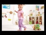 Видео обзоры игрушек - Каталка музыкальная Самолет