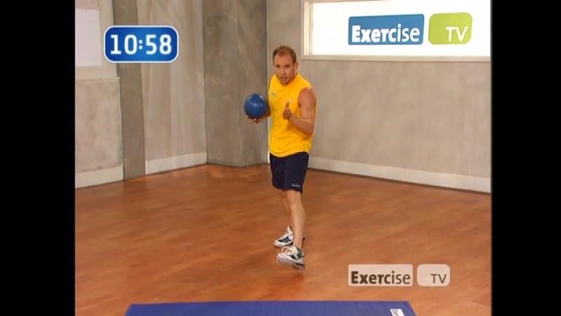 Slim Down Fast 3 - Fat Burning Cardio - Trainer Michael Carson