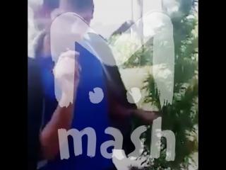 Задержанный выдал марихуану за елку