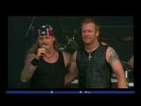 Iced Earth - Matt Barlows last show - Bidding His Final Farewell to Fans (8-6-2011) (HD) 720p