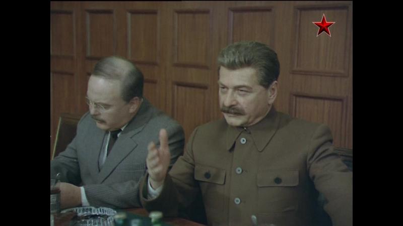 Война на западном направлении. (1990. Серия 6).