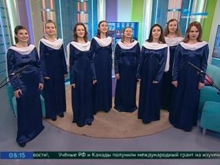 Анонс III городского конкурса детских и молодежных хоров в программе