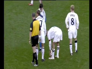 David Beckhams free kick against Greece