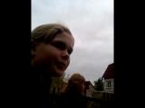 Vlog прогулка 1 часть