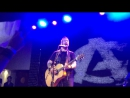 Adam Gontier - Never Too Late live Уфа 22.11.2017 Musichall27