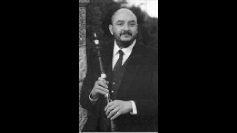 Tomaso Albinoni (1671 - 1751) - Oboe Concerto in D Major: Op. 7, No. 6 (Anthony Robson - Oboe)