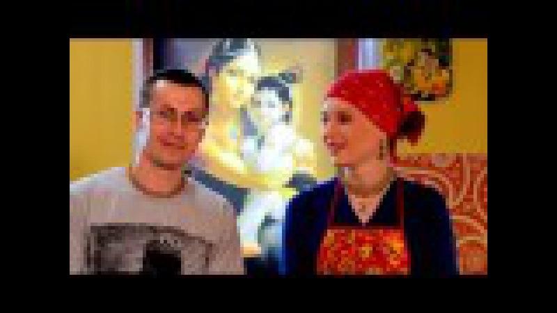 Готовим с Джахнави Безселедочный салат В гостях Максим Безроднов