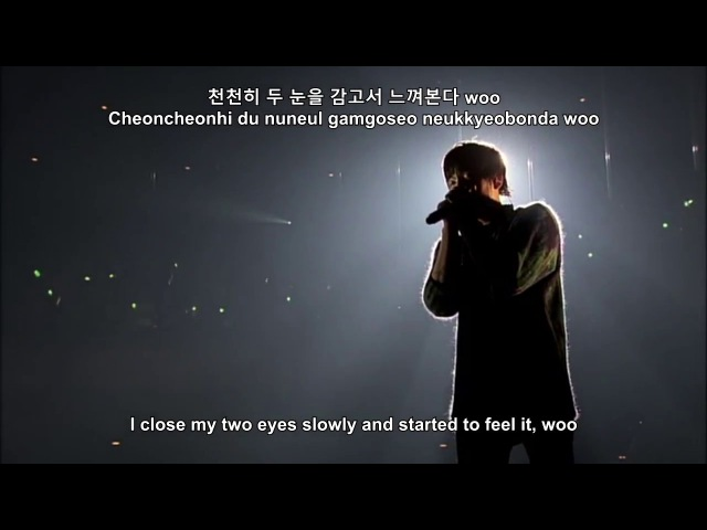 FTISLAND - Light Live (Hangul, Romanization Eng Sub) [Budokan]