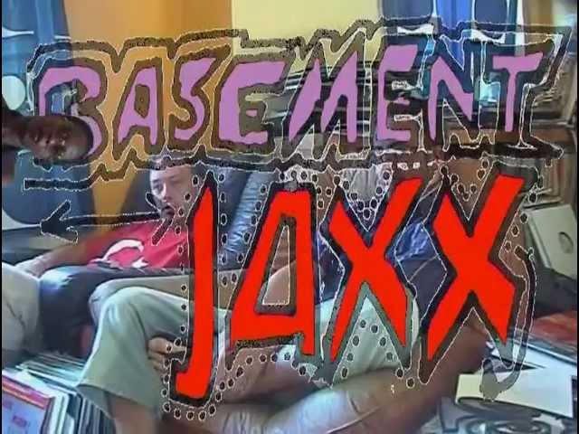 Basement Jaxx - Jus 1 Kiss ( Official Video ) Rooty