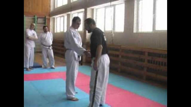 Kote-gaeshi seminar