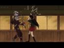 Saya vs Tadayoshi (Blood-C) coub