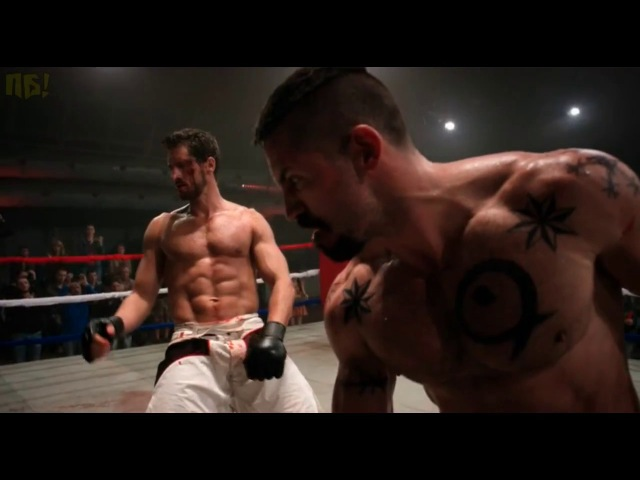 Бойка (Скотт Эдкинс) - самый совершенный боец в мире!