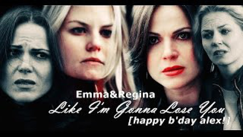 ► emma®ina || like I'm gonna lose you [happy b'day alex!]