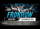 Miniotics FrontRow World of Dance Los Angeles 2017 WODLA17