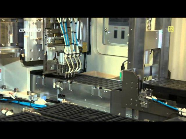 Produkcja polskich dysków SSD GOODRAM / Production of Polish GOODRAM Solid State Drives