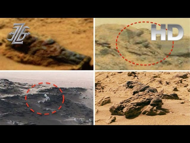 An Ancient Civilization Lived on Mars, Here Is The Evidence [FULL VIDEO]