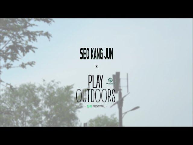 [Seo Kang-Jun 서강준] '빈폴 아웃도어' 페스티벌 비하인드