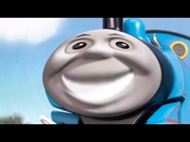 THOMAS THE TANK ENGINE BASS BOOSTED