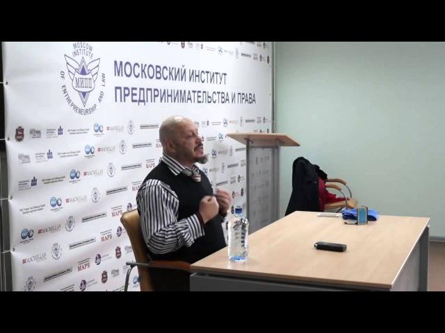 А.Кочергин: Переговоры в критической ситуации (31.01.2015) 1/2
