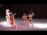 Stomp the Yard - ALDC group dance (ALDC Showcase Dublin, 26.02.15)