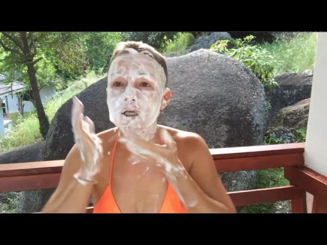 Двукратное умывание от Елены Пятибрат - Глубокое очищение Самомассаж Кислородная маска