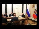 Путин провёл встречу с избранными главами субъектов РФ (полное видео)   ПУТИН ИНФО