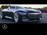 Vision Mercedes-Maybach 6 Cabriolet Revelation of Luxury Trailer