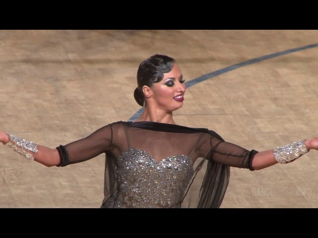 Айдаев Руслан - Кожаринова Валерия, 12 Samba