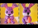 Conejo de origami 3d tutorial de origami 3d 3d origami rabbit