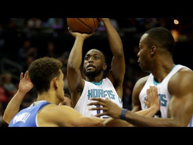 Обзор НБА Шарлотт Хорнетс – Даллас Маверикс 14.10.17