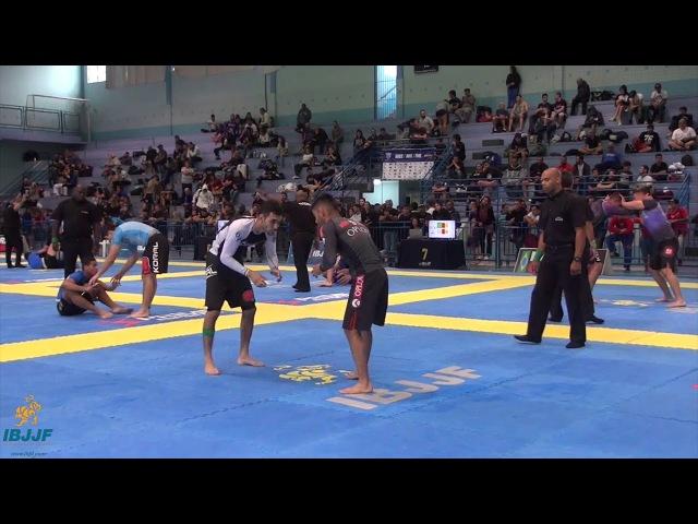 Thales Nakassu vs Felipe Giarolla / Floripa Spring Open NoGi 2017