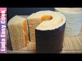 ENGSUB Вкуснейший Немецкий ПИРОГ-ДЕРЕВО Баумкухен  - German Layered Cake Baumkuchen recipe