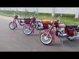 Ежегодная встреча Любителей мотоцикла Ява