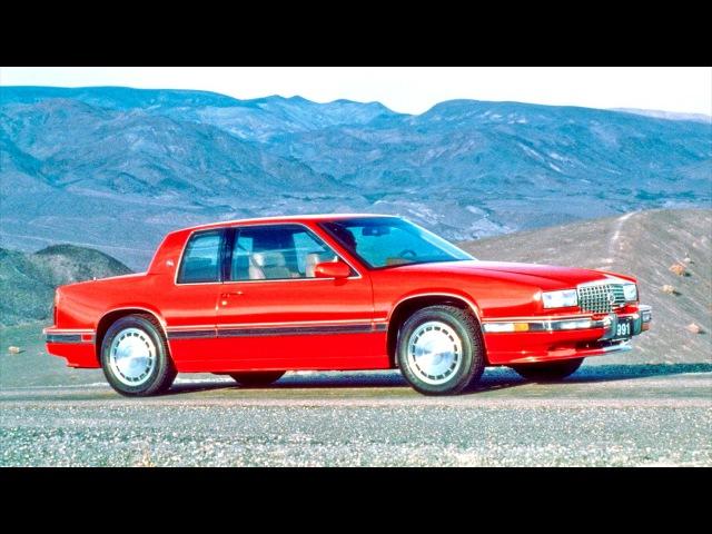 1990 91 Cadillac Eldorado Touring Coupe L57