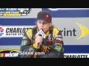 Kimi Raikkonen NASCAR press conference from Charlotte Motor Speedway