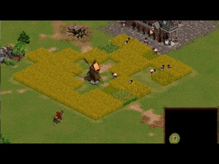 Cossacks: Back To War in ReactOS 0.5 SVN r75489