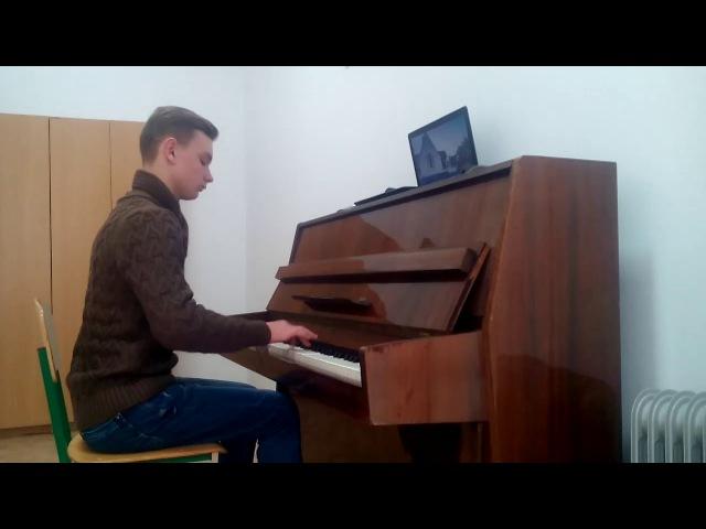 Реквієм за мрією/ Реквием по мечте/ Requiem for a Dream - Владислав Нечипорук (Piano Cover)