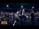 What The Flock vol 4 Hip Hop 2x2 1 4 final Gosha Filo vs Maximus Ego